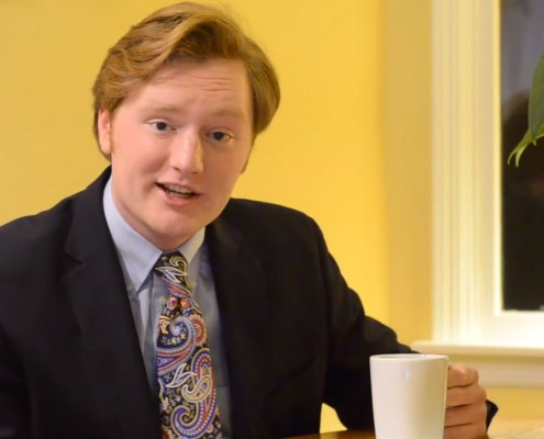 Conan O'Brien Lookalike